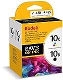 Kodak Tintenpatronen Combo Pack, 10B und 10C,...