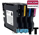 Ricoh SG41 Multipack - je 1x black, cyan, magenta...