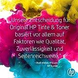 HP 953XL Schwarz Original Druckerpatrone mit hoher...