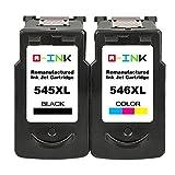 QINK 2PK für Canon PG-545XL CL-546XL...