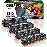 Cool Toner 4 Packs Kompatibel für 131A 131X für...