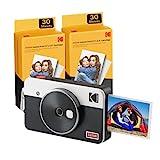 Kodak Mini Shot 2 Retro, Tragbare Sofortbildkamera...