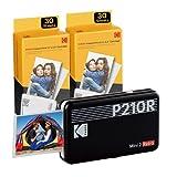 Kodak P210 Mini 2 Retro, Mobiler Fotodrucker,...