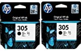 HP 305 schwarz Bipack Original - kompatibel mit:...