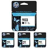 HP 903 Schwarz/ Cyan/ Magenta/ Gelb Original...