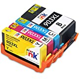 Starink 4 Pack Kompatibel für HP 903 XL 903XL...