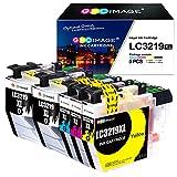 GPC Image Kompatible Tintenpatrone als Ersatz für...