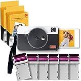 Kodak Mini Shot Combo 2 Retro 2.1 x 3.4 Kamera &...