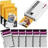 Kodak Mini 2 Retro Portable Photo Printer,...