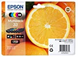 Epson Original 33 Tinte Orange (XP-530 XP-630...