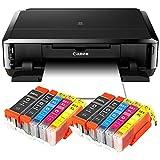 Canon Pixma iP7250 Tintenstrahldrucker mit WLAN,...
