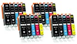 Supply Guy 20 XL Druckerpatronen kompatibel mit...