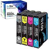 LxTek Kompatibel Tintenpatrone als Ersatz für...
