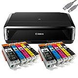 Canon Pixma iP7250 Tintenstrahldrucker mit WLAN...