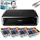 Canon PIXMA IP7250 Tintenstrahldrucker Fotodrucker...