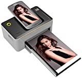 Kodak-Station und WLAN 9 x 14 cm Fotodrucker mit...