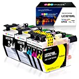 GPC Image LC3219XL Druckerpatronen Kompatible für...