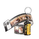 Personalisierte Foto Schlüsselanhänger mit 10...
